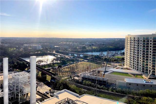 222 West Ave #1614, Austin, TX 78701 (#9538535) :: The Summers Group