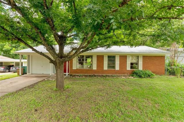 4708 Philco Dr, Austin, TX 78745 (#9539417) :: Papasan Real Estate Team @ Keller Williams Realty