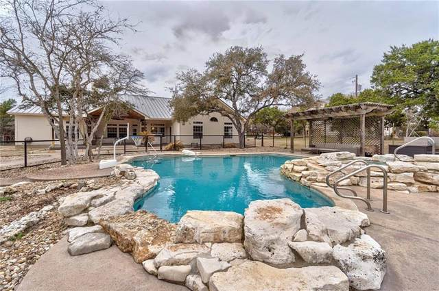 1105 Crystal Creek Dr, Austin, TX 78746 (MLS #9539955) :: The Barrientos Group