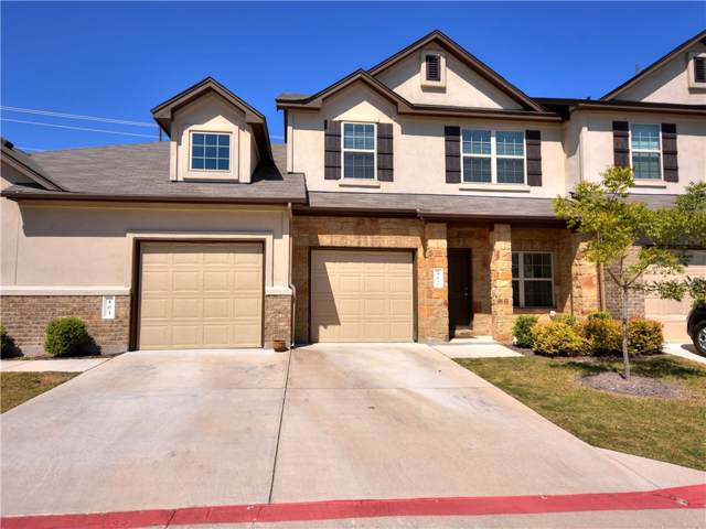 1701 S Bell Blvd #402, Cedar Park, TX 78613 (#9541646) :: Watters International