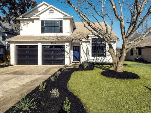 1106 Settlers Valley Dr, Pflugerville, TX 78660 (#9545477) :: 10X Agent Real Estate Team