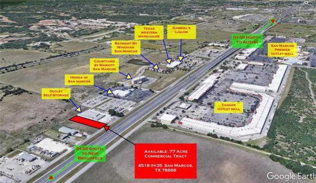 4518 Interstate 35, San Marcos, TX 78666 (#9546056) :: Douglas Residential
