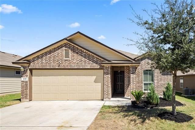 135 Hoya Ln, San Marcos, TX 78666 (MLS #9546230) :: Brautigan Realty