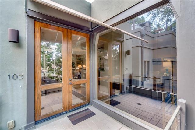 1111 W 12th St #103, Austin, TX 78703 (#9548683) :: Ana Luxury Homes