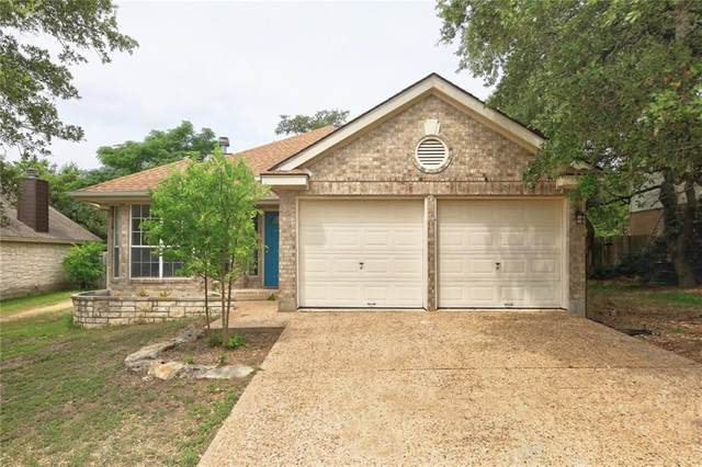2207 E Riviera Dr, Cedar Park, TX 78613 (#9548764) :: The Heyl Group at Keller Williams
