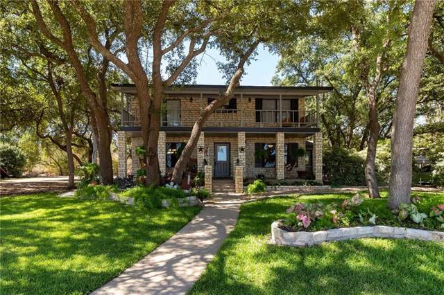 1354 County Road 130, Hutto, TX 78634 (#9551224) :: The Perry Henderson Group at Berkshire Hathaway Texas Realty