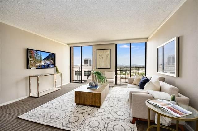 1122 Colorado St #1601, Austin, TX 78701 (#9551470) :: Ben Kinney Real Estate Team