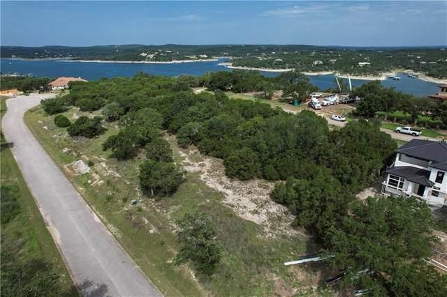 708 Bluffwater Way, Lago Vista, TX 78645 (#9553370) :: Papasan Real Estate Team @ Keller Williams Realty