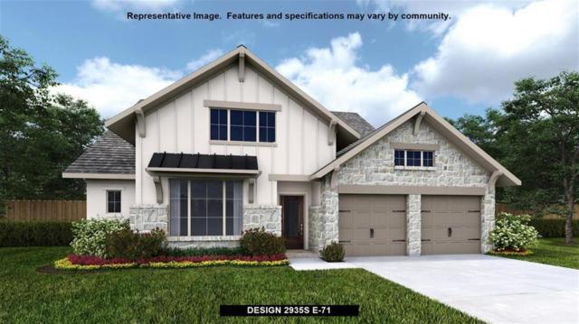 421 Judge Fisk Dr, Leander, TX 78641 (#9555340) :: Papasan Real Estate Team @ Keller Williams Realty
