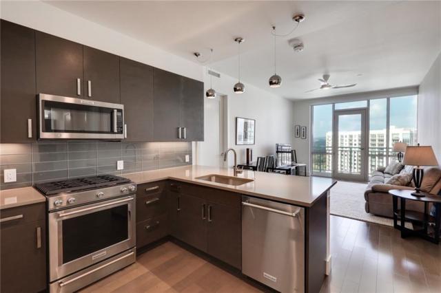 222 West Ave #1604, Austin, TX 78701 (#9555563) :: Austin Portfolio Real Estate - The Bucher Group