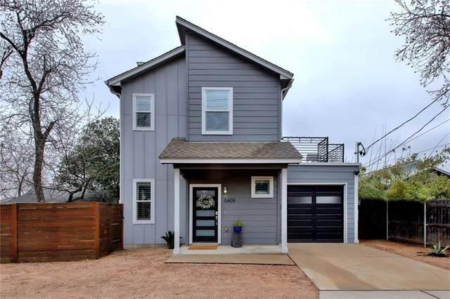 5409 Avenue F B, Austin, TX 78751 (#9556608) :: Green City Realty