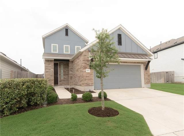 5857 Urbano Bnd #15, Round Rock, TX 78665 (MLS #9557446) :: Brautigan Realty