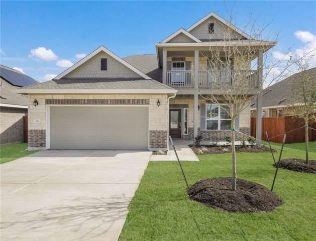125 Magdalene Way, Liberty Hill, TX 78642 (#9557627) :: Ben Kinney Real Estate Team