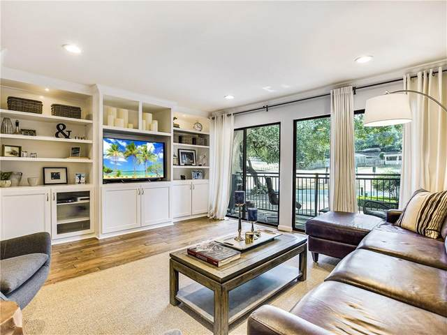 1500 Scenic Dr #111, Austin, TX 78703 (#9558185) :: The Perry Henderson Group at Berkshire Hathaway Texas Realty