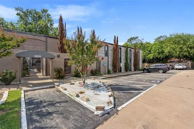 5820 Berkman Dr #216, Austin, TX 78723 (#9559547) :: Papasan Real Estate Team @ Keller Williams Realty