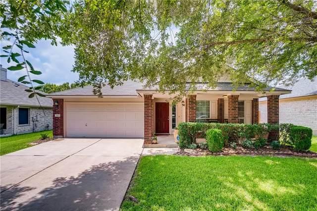 3410 Yogi Berra Way, Round Rock, TX 78665 (#9559988) :: Papasan Real Estate Team @ Keller Williams Realty