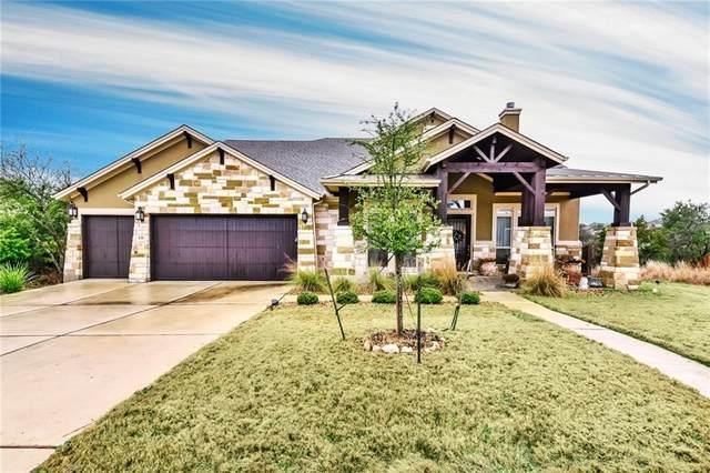 436 Montalcino Ln, Georgetown, TX 78628 (#9561267) :: The Myles Group | Austin