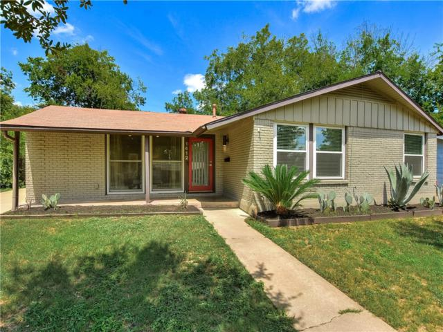 1412 Broadmoor Dr, Austin, TX 78723 (#9561284) :: The Perry Henderson Group at Berkshire Hathaway Texas Realty