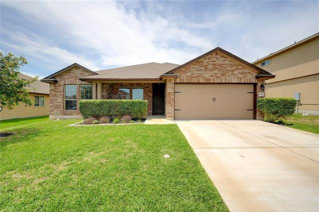 116 Zoisite Ln, Jarrell, TX 76537 (#9561332) :: The Summers Group