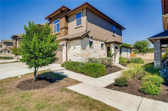 2880 Donnell Dr #2304, Round Rock, TX 78664 (#9561704) :: Green City Realty