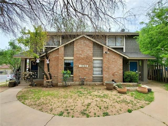 1305 Dobie Dr, Austin, TX 78753 (#9562666) :: Papasan Real Estate Team @ Keller Williams Realty