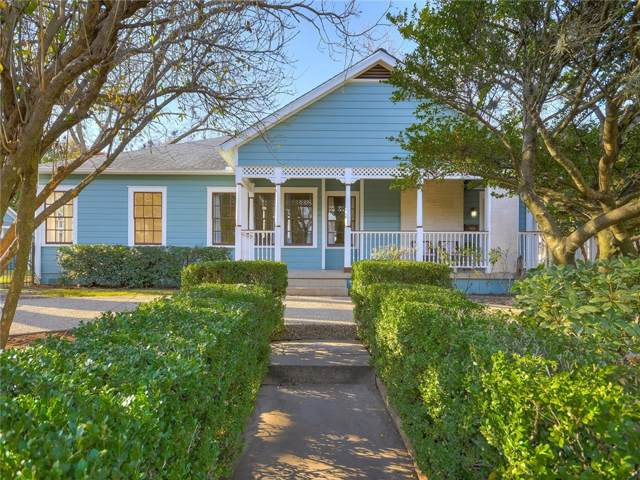 1501 W 29th St, Austin, TX 78703 (#9565691) :: The Perry Henderson Group at Berkshire Hathaway Texas Realty