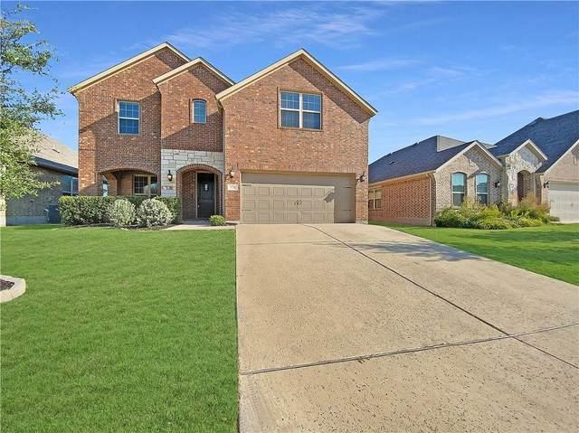 433 Mistflower Springs Dr, Leander, TX 78641 (#9567408) :: Ben Kinney Real Estate Team