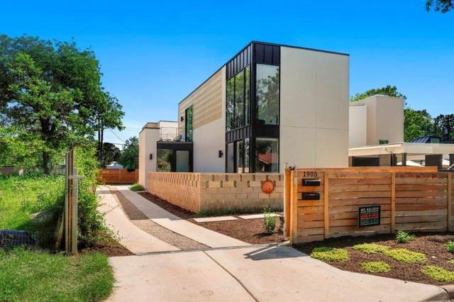 1905 Riverview St A, Austin, TX 78702 (#9567880) :: Papasan Real Estate Team @ Keller Williams Realty