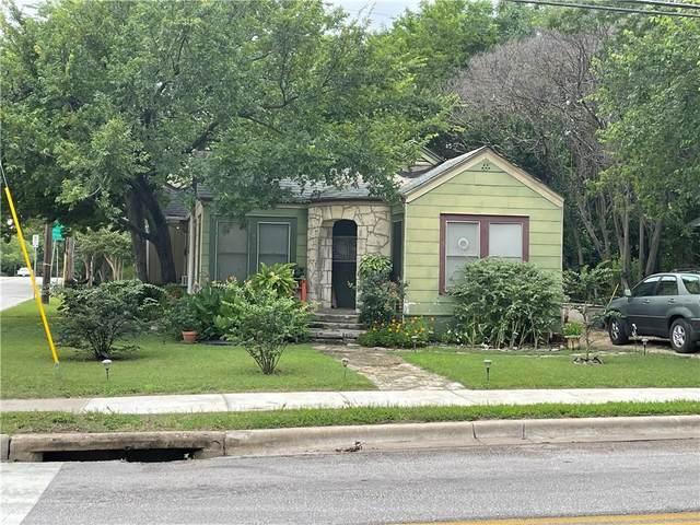 814 E 45th St, Austin, TX 78751 (#9568221) :: Green City Realty