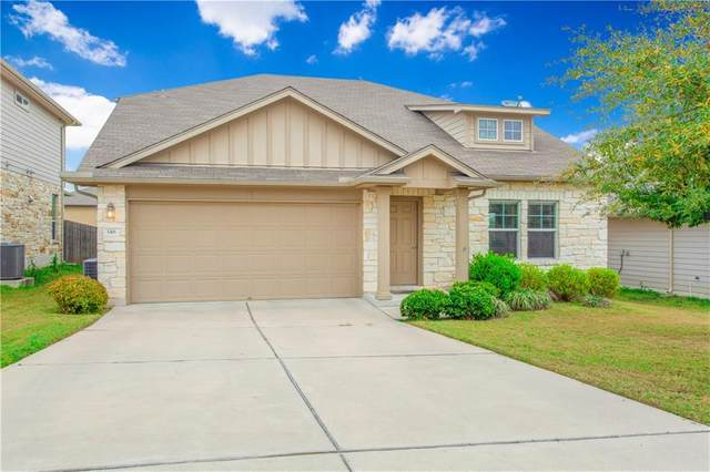 146 Lavaca Loop, Hutto, TX 78634 (#9568538) :: The Summers Group