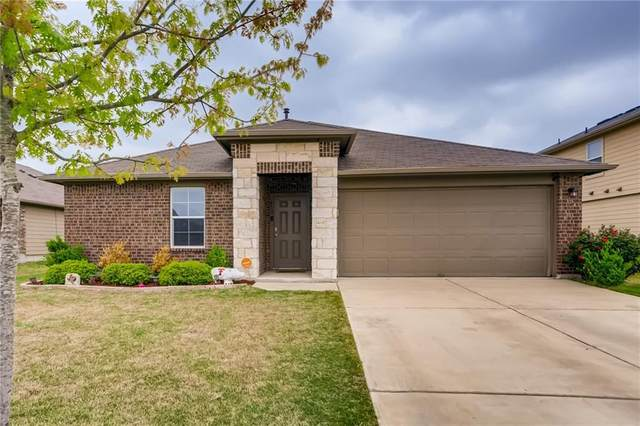 413 Luna Vista Dr, Hutto, TX 78634 (#9568990) :: The Summers Group