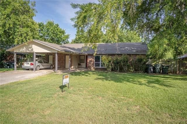 110 Cockerham St B, Kyle, TX 78640 (#9569874) :: Douglas Residential