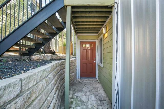 3601 Menchaca Rd #110, Austin, TX 78704 (#9570696) :: Front Real Estate Co.