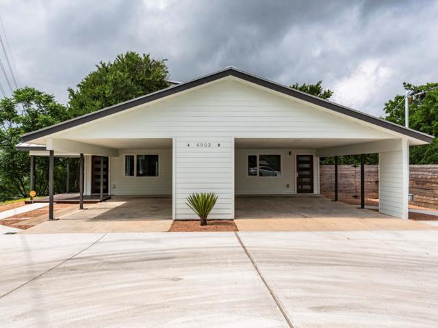 4903 Santa Anna St B, Austin, TX 78721 (#9571863) :: Ana Luxury Homes
