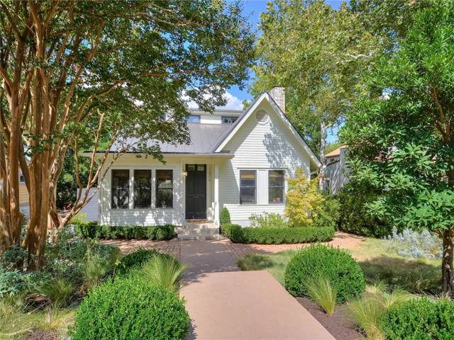 1604 Alta Vista Ave, Austin, TX 78704 (#9572668) :: The Perry Henderson Group at Berkshire Hathaway Texas Realty