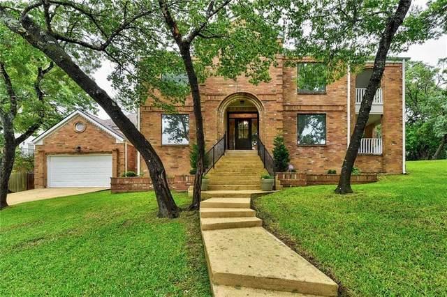 1603 Falcon Ledge Dr, Austin, TX 78746 (#9576333) :: Papasan Real Estate Team @ Keller Williams Realty