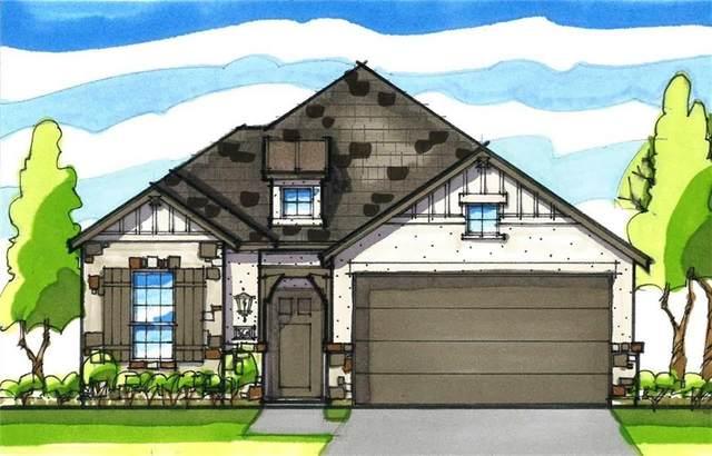 155 Rosebush, Liberty Hill, TX 78642 (#9577787) :: Realty Executives - Town & Country