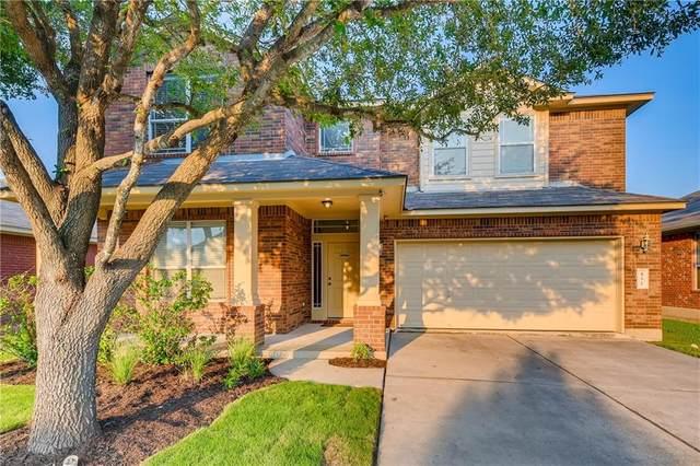 451 Hot Spring Vly, Buda, TX 78610 (#9581741) :: Papasan Real Estate Team @ Keller Williams Realty