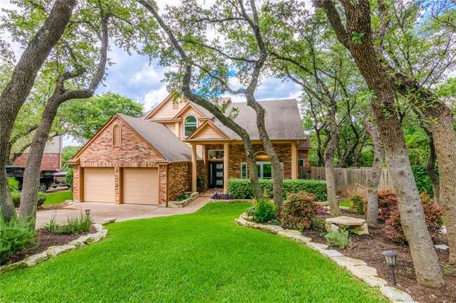 3913 Latimer Dr, Austin, TX 78732 (#9581776) :: R3 Marketing Group