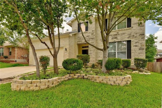 2306 Rock Ledge Dr, Georgetown, TX 78626 (#9583290) :: The Perry Henderson Group at Berkshire Hathaway Texas Realty