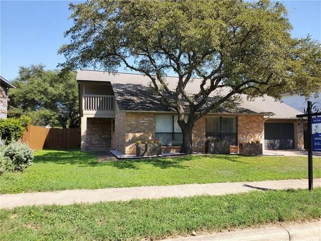 416 Oakcrest Dr, Cedar Park, TX 78613 (#9584197) :: 10X Agent Real Estate Team