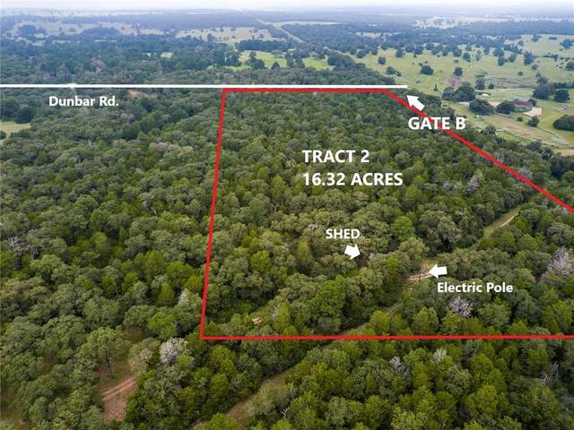 000 Dunbar Rd (Tract 2) Rd, Mcdade, TX 78650 (#9585009) :: Papasan Real Estate Team @ Keller Williams Realty