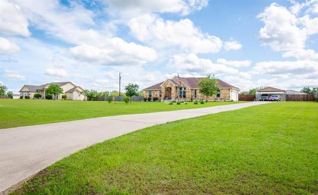 331 Brown Rd, Mcdade, TX 78650 (#9587562) :: The Perry Henderson Group at Berkshire Hathaway Texas Realty