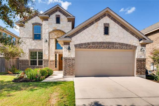 217 Summer Azure St, Georgetown, TX 78626 (#9588780) :: R3 Marketing Group