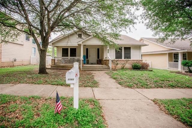 5566 Hartson, Kyle, TX 78640 (#9589220) :: Papasan Real Estate Team @ Keller Williams Realty