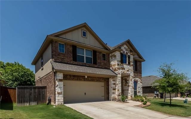 3539 Pauling Loop, Round Rock, TX 78665 (#9589561) :: The Perry Henderson Group at Berkshire Hathaway Texas Realty