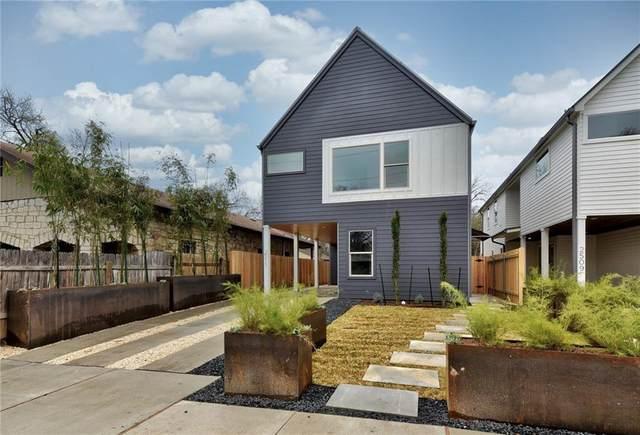 2511 E 4 St, Austin, TX 78702 (#9589824) :: Zina & Co. Real Estate