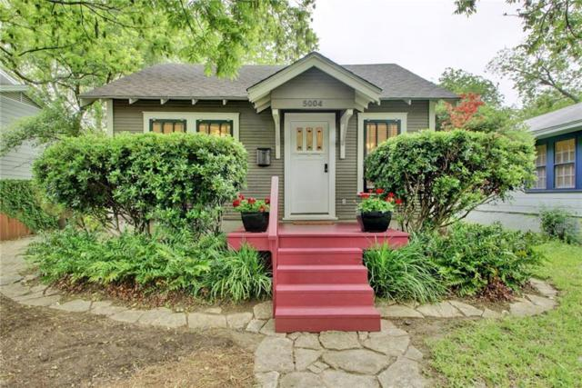 5004 Eilers Ave, Austin, TX 78751 (#9590025) :: Zina & Co. Real Estate