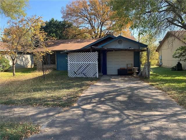 7609 Crystalbrook Dr W, Austin, TX 78724 (#9591128) :: Front Real Estate Co.