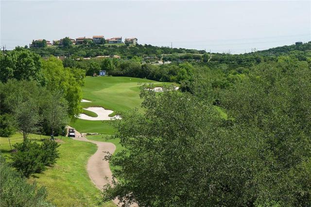 2601 N Quinlan Park Rd #512, Austin, TX 78732 (#9591615) :: Van Poole Properties Group